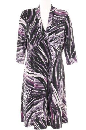 Taifun Jerseykleid abstraktes Muster Street-Fashion-Look