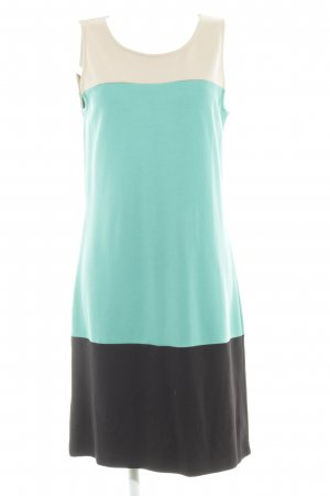 Taifun Jerseykleid Colourblocking Casual-Look