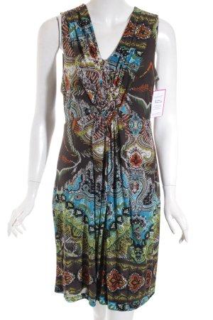 Taifun Kleid florales Muster Gypsy-Look