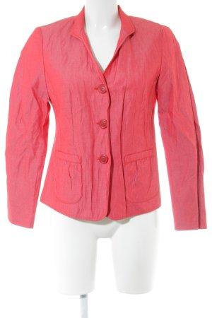 Taifun Kurz-Blazer pink-rot Casual-Look