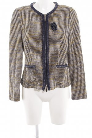 Taifun Kurz-Blazer meliert Business-Look
