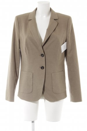 Taifun Kurz-Blazer beige Business-Look