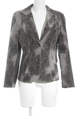 Taifun Kurz-Blazer Paisleymuster Street-Fashion-Look