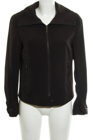 Taifun Short Jacket black brown casual look