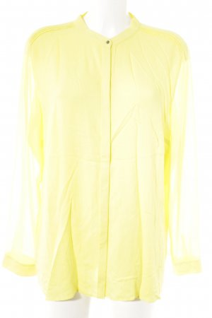 Taifun Langarm-Bluse gelb Elegant
