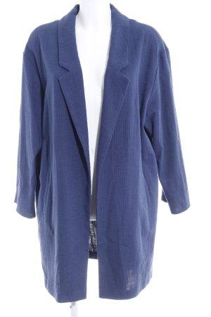 Taifun Blazer lungo blu stile casual