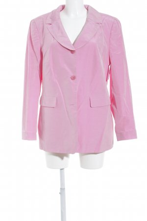 Taifun Long-Blazer rosa Casual-Look