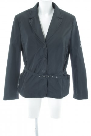Taifun Long-Blazer schwarz Casual-Look