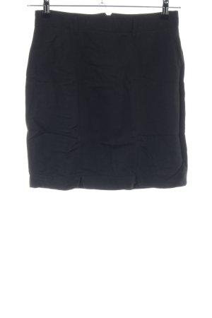 Taifun Mini rok zwart zakelijke stijl