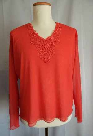 Taifun Mesh Shirt bright red