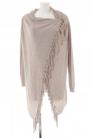 Taifun Poncho beige Street-Fashion-Look