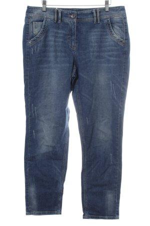 Taifun Separates Jeans boyfriend bleu style décontracté