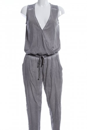 Taifun Separates Jumpsuit hellgrau Casual-Look