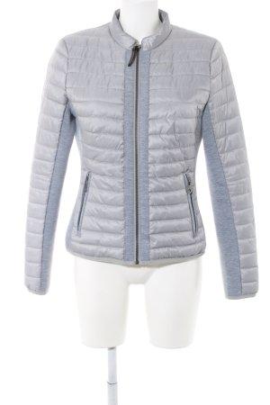 Taifun Separates Short Jacket light grey flecked casual look