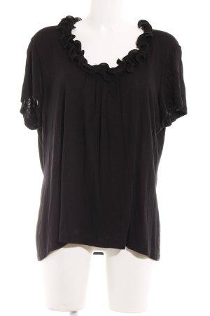 Taifun Separates T-Shirt schwarz Elegant