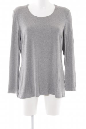 Taifun Separates Wollpullover grau Casual-Look