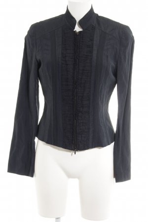 Taifun Shirt Jacket dark blue simple style