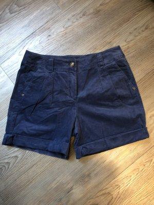 Taifun Shorts dark blue