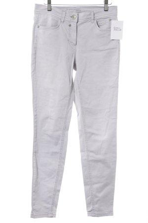 Taifun Skinny Jeans hellgrau Casual-Look