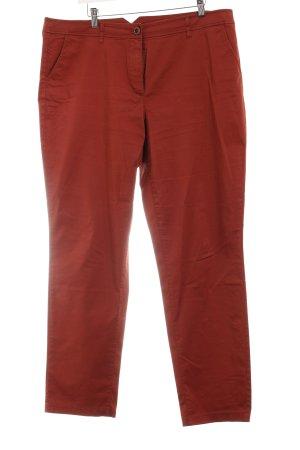 Taifun Slim Jeans rostrot Casual-Look