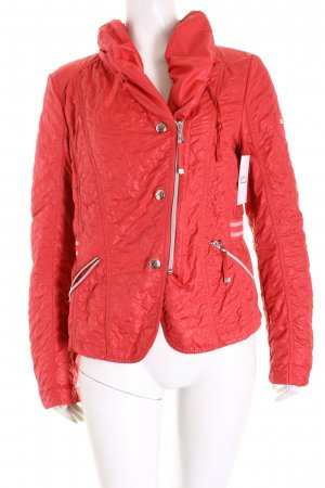 Taifun Steppjacke rot Casual-Look