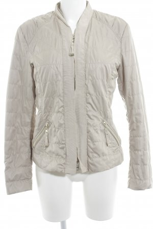 Taifun Steppjacke sandbraun Steppmuster Casual-Look
