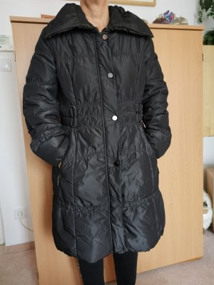Taifun Quilted Coat anthracite