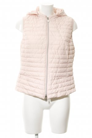 Taifun Quilted Gilet pink casual look