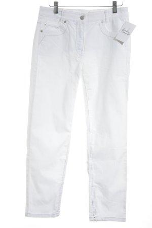 """Taifun Straight-Leg Jeans """"Doris"""" wollweiß"""