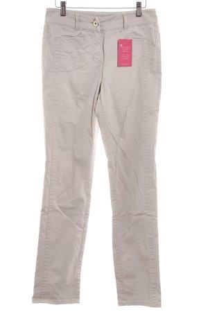 Taifun Straight-Leg Jeans hellgrau Casual-Look