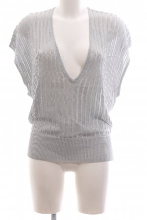 Taifun Knitted Jumper light grey casual look
