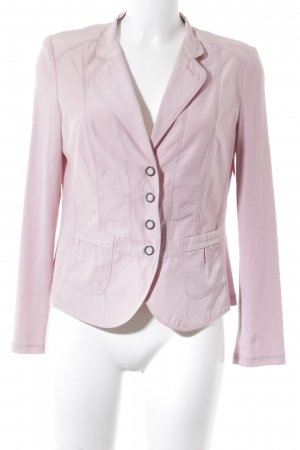 Taifun Sweatblazer rosa Business-Look