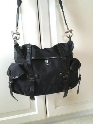 Taifun Tasche/Umhängetasche/Shopper mit Schnallen