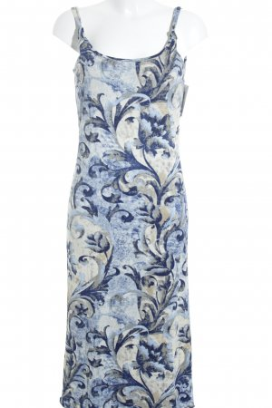 Taifun Trägerkleid florales Muster klassischer Stil