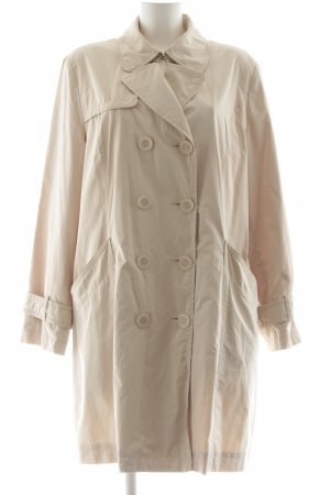 Taifun Trenchcoat creme Business-Look