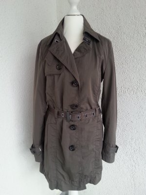 Taifun Trenchcoat Gr.36 taupe top Zustand