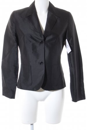 Taifun Tweedblazer schwarz Business-Look