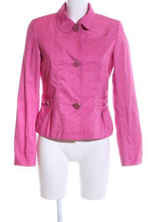 Taifun Übergangsjacke pink Casual-Look