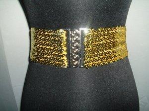 Taillen Gürtel in gold Einheitsgröße