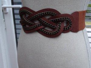 Taillen Ledergürtel L85