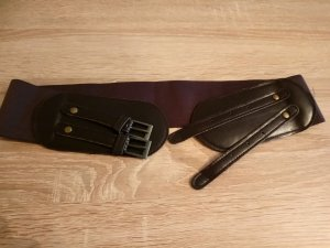 Waist Belt dark brown