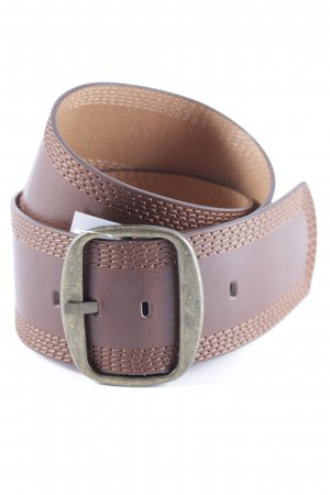 Waist Belt brown country style