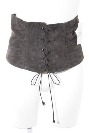Waist Belt grey brown Gypsy style