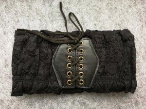 Waist Belt black-bronze-colored