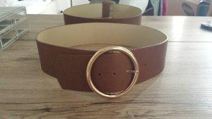 Orsay Cintura vita oro-cognac