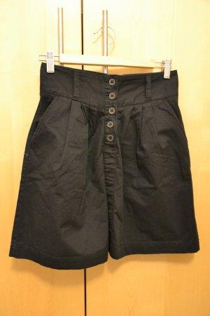 Taillenrock A-Linie in schwarz von Cotton On