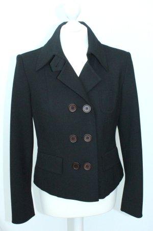 Short Jacket black polyester