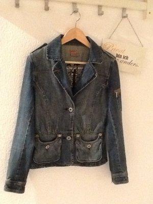 Taillierte Jeans Jacke von CASTRO in Gr. 40 (EUR)