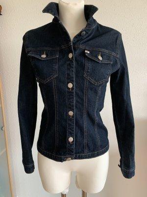 Taillierte stretch Jeansjacke von Miss sixty ungetragen