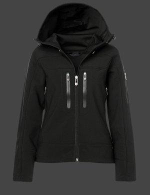 Wellensteyn Softshell Jacket black